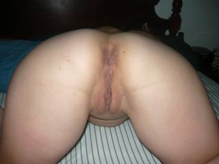 beautiful fuckholes, especially love that sweet anus....would love to rim it!