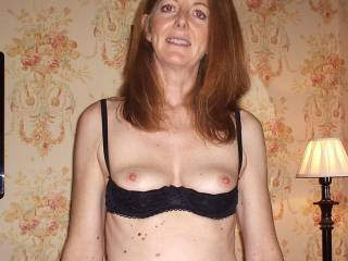 Such a pretty lady showing your hot sexy body, hubby is truly a lucky man! I bet you gave him a mind blowing birthday he will never forget!