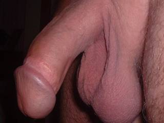 ..THATS A NICE COCK..LOVE TO SUCK ON IT AS I PLAY WITH THOSE BALL TILL THEY EMPTY IN MY MOUTH