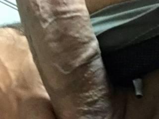 Veiny cock :)