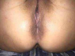 Love my ass to be licked!!!