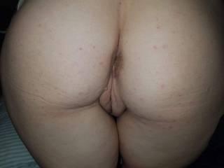 My wife's nice ass