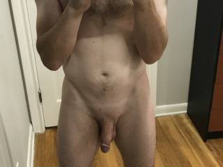 This is me at 43 after getting back in shape.  Do you like?