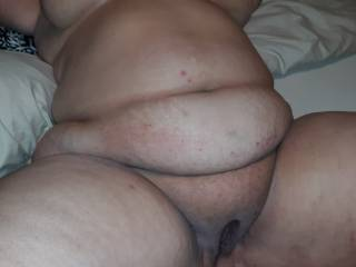Just taking pictures having fun and getting horny. Fixing to give my sexy girlfriend some tongue and hard dick.