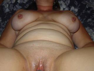 Fantastic breasts and your nipples look so hard