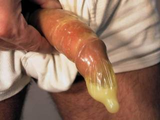 What a huge load!!!... Wish i was there to swallow all of your hot creamy cum...