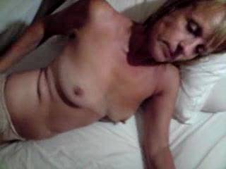 Love to play with her tits and suck those hard nipples.