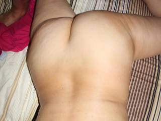 how about a warm load all over my back and ass!!!!!
