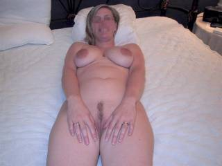 I am stroking my cock, dreaming of spreading those beautiful thighs and burying my face in your pussy, smelling your sex musk, kiss your cunt lips, sucking and licking your clit while I finger your secretspot inside you until you explode all over my face and then sliding my cock deep inside you, looking into your eyes, whispering to you and seeding your garden over and over.