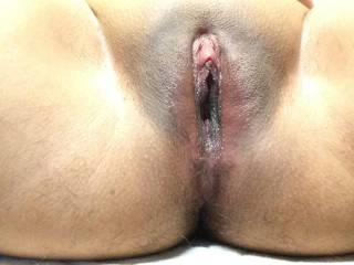 My freshly shaved pussy since a bunch of you asked me to, enjoy :)