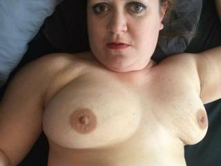 Hey guys, PLEASE cum on me ... I want to be your cum slut! Looking forward to seeing your tributes.