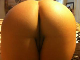 Bent over and ready!!