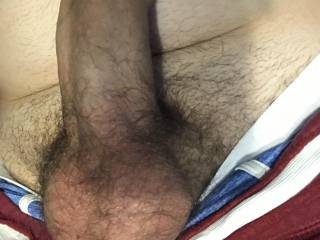 Another view of my dick while playing over some Zoig videos  x