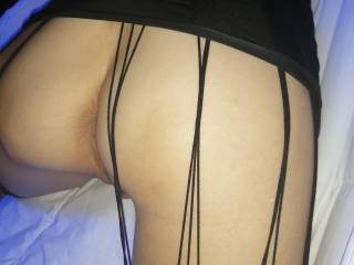 So she doesn\'t think she has a nice ass, could I get a little help changing her mind?