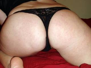 Awesome ass and love your thong covered pussy mmm