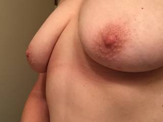 please hang them over me as you ride my thick hard cock.