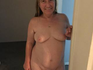 Just got out of shower, now wants some cock
