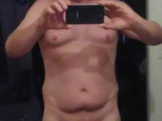 Just taking a couple of pics of my dick to send to some new friends I met to see what they they think what are you thinking