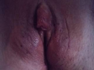 My FWB pussy before the sex session began