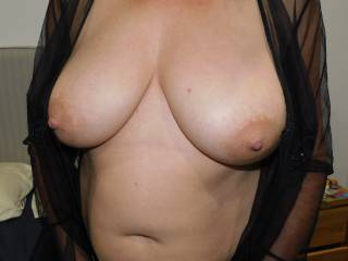 Would you like to caress my breasts?