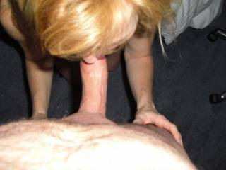 she was really enjoying sucking your cock x