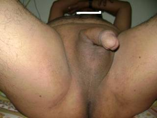 mmm, just want to lick from those balls to the tip of that cock.
