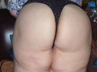 A MAGNIFICENT arse to truly enjoy and entertain !!!