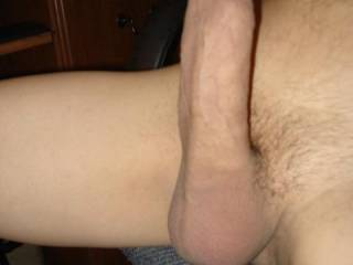 Such a sexy fat dick, would love to sit on it