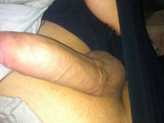 Lick it then suck all your spunk out of your balls