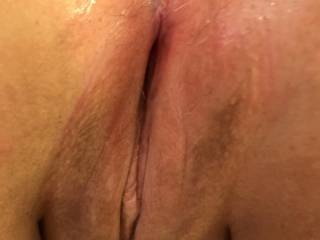 As you can see i fucked my new friends pussy and ass hard