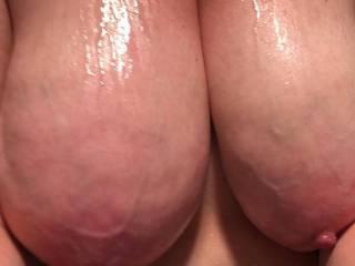 fantastic shower boobs