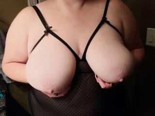 Do you like my new lingerie?