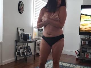 would your cock still get hard looking at this 58 yr old
