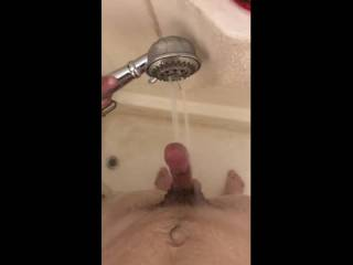 found this old video of me using the shower head to make myself cum and figured id post it.
