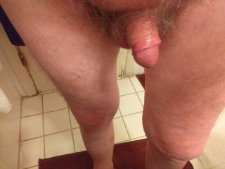 Foreskin back, want to suck on it?