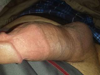 Stroking in the morning
