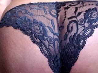 my nice lace undies