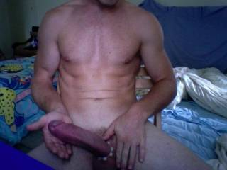OMG that is what I need right there!!!  I lOVE the feeling of a THICK cock stretching me!!!