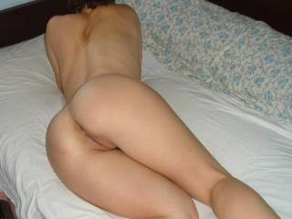 That is an amazing photo of that hot body!! Beautiful ass ,...beautiful legs ;-) Very erotic