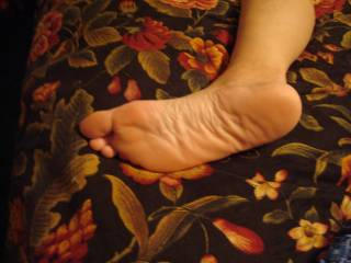 for the foot lovers