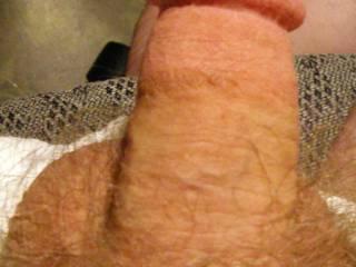 Would love to wrap my lips around that cock and suck out all your cum.