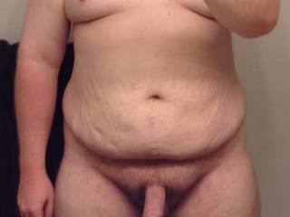 i like big girls too, but i also like your big cock and soft belly