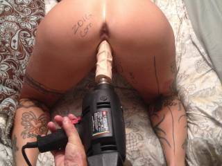 Omg, I have to have my hubby make me one now... love it.. I bet it feels amazing... Great shot!