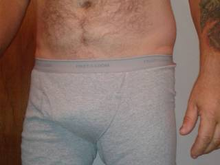 Love to pull your underwear down and pop that cock into my mouth