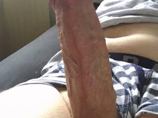 Uncut dick