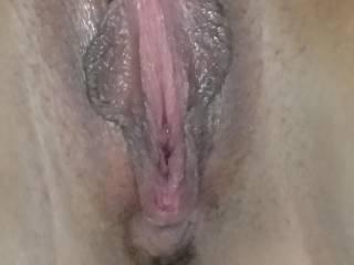 Tasty tight pussy