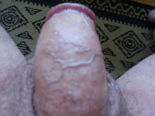 what a bouner i have also a big cock but you beat me by far very nice man hope the women will help you out to get all the cum out that bouner xxx