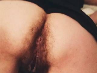 Yesterday evening fucking session. Who wants to fuck? What hole?