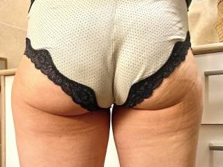 Granny pants.
