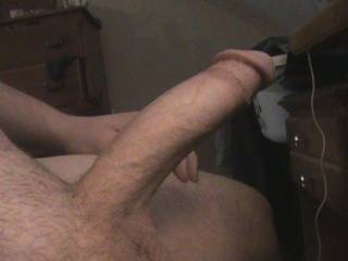 such a great cock..bet it fucks really well...  love to suck it, looks tasty!
